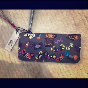 Disney Dooney and Bourke Villians Wallet